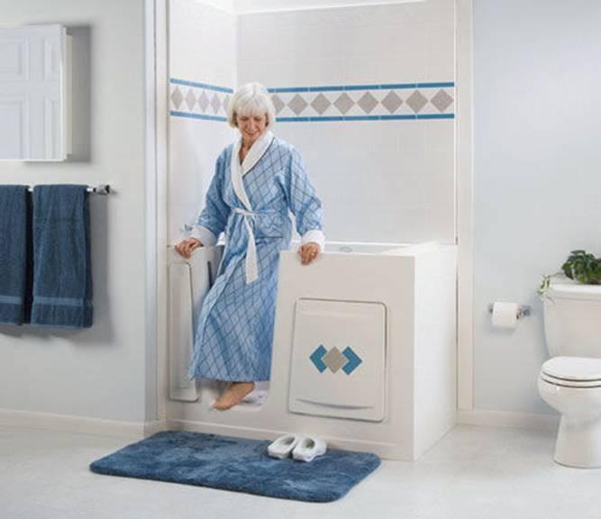 Handicap Bath Tubs For Seniors Mansfield Ohio