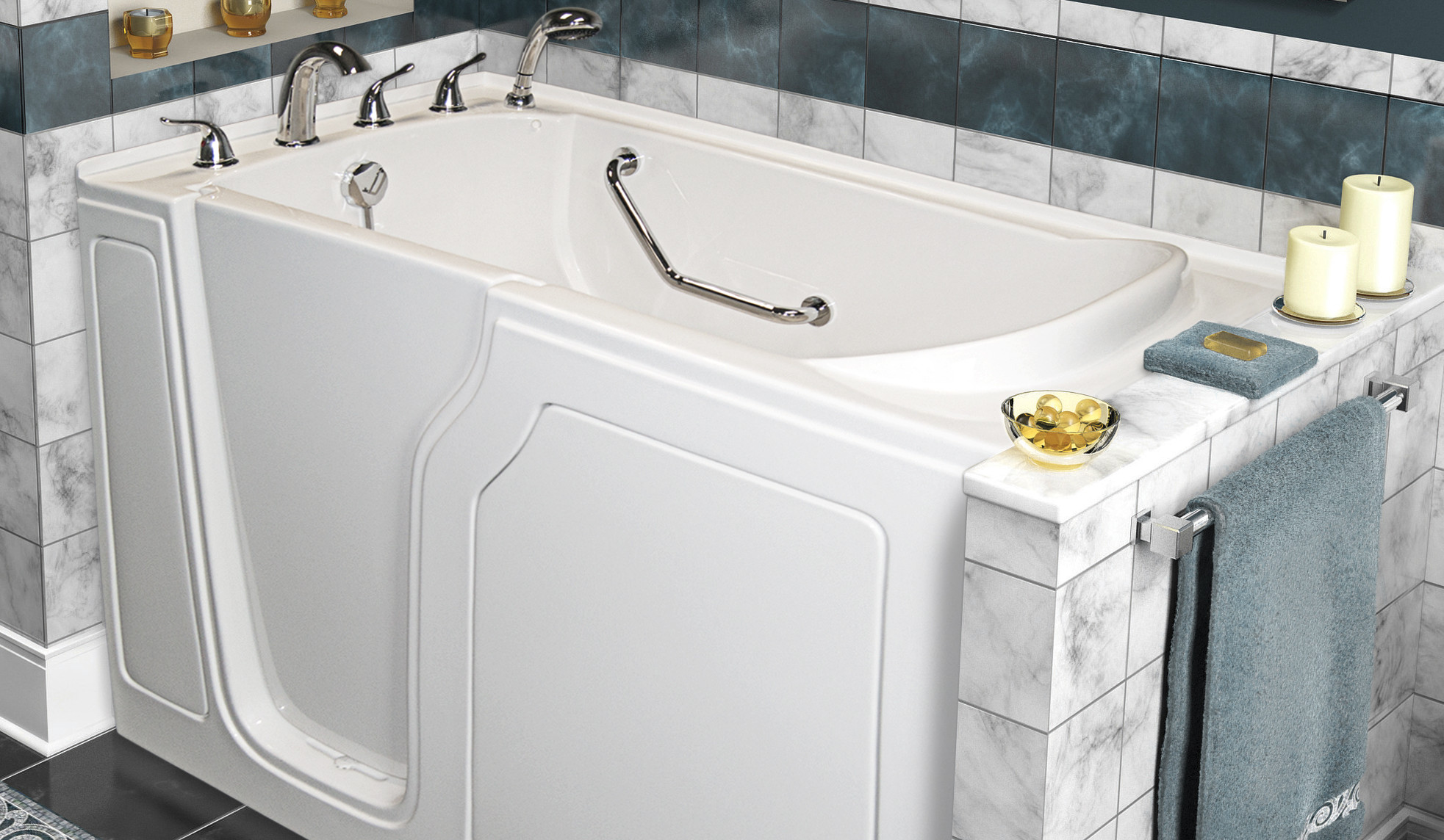 Best Bathroom Remodel Company In The Mansfield Ohio Area - Bathroom remodeling mansfield oh