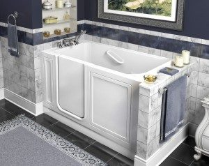 walk-in bathtubs and handicap bathtubs for seniors